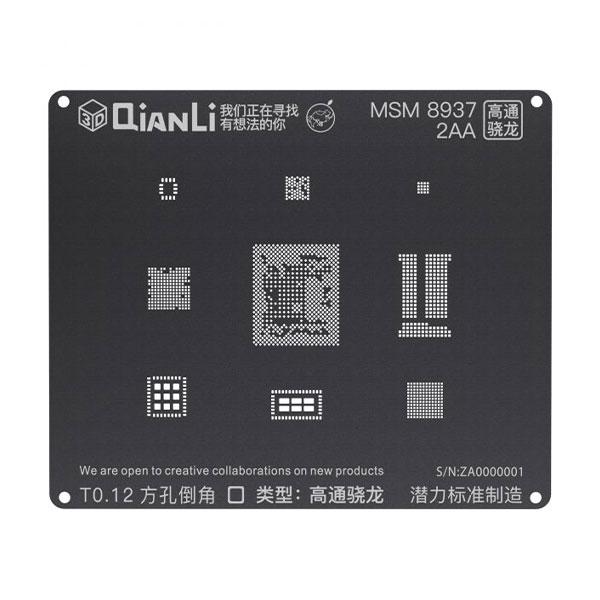 شابلون 3D آندروید MSM8937 2AA