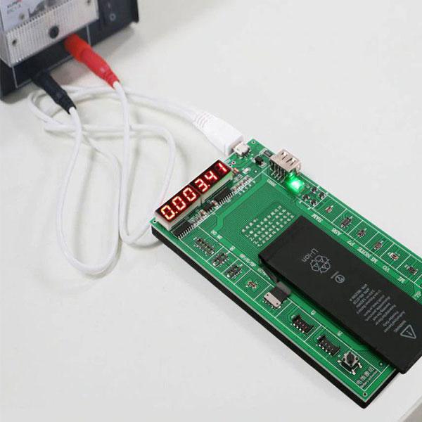 تست، شوک و شارژ باتری Kaisi مدل K9208