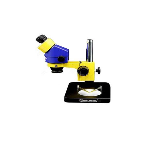 لوپ یا میکروسکوپ مکانیک مدل MECHANIC MCN-75S